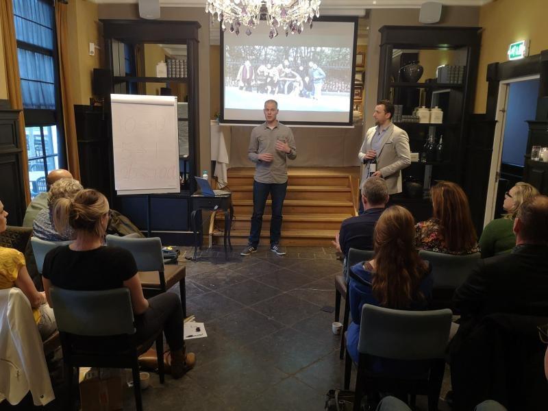Lars Maart als online marketing spreker